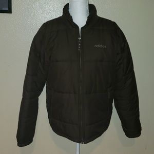 Adidas Brown Jacket